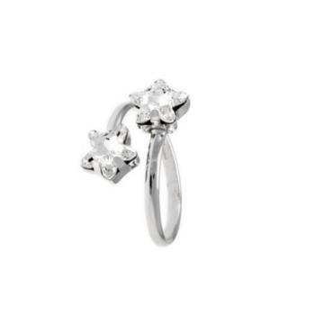 Inel din argint 925 si cristale swarovski R1801602120 12