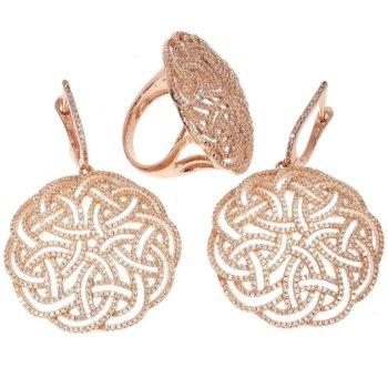 Set bijuterii din argint 925 Giulia I 4