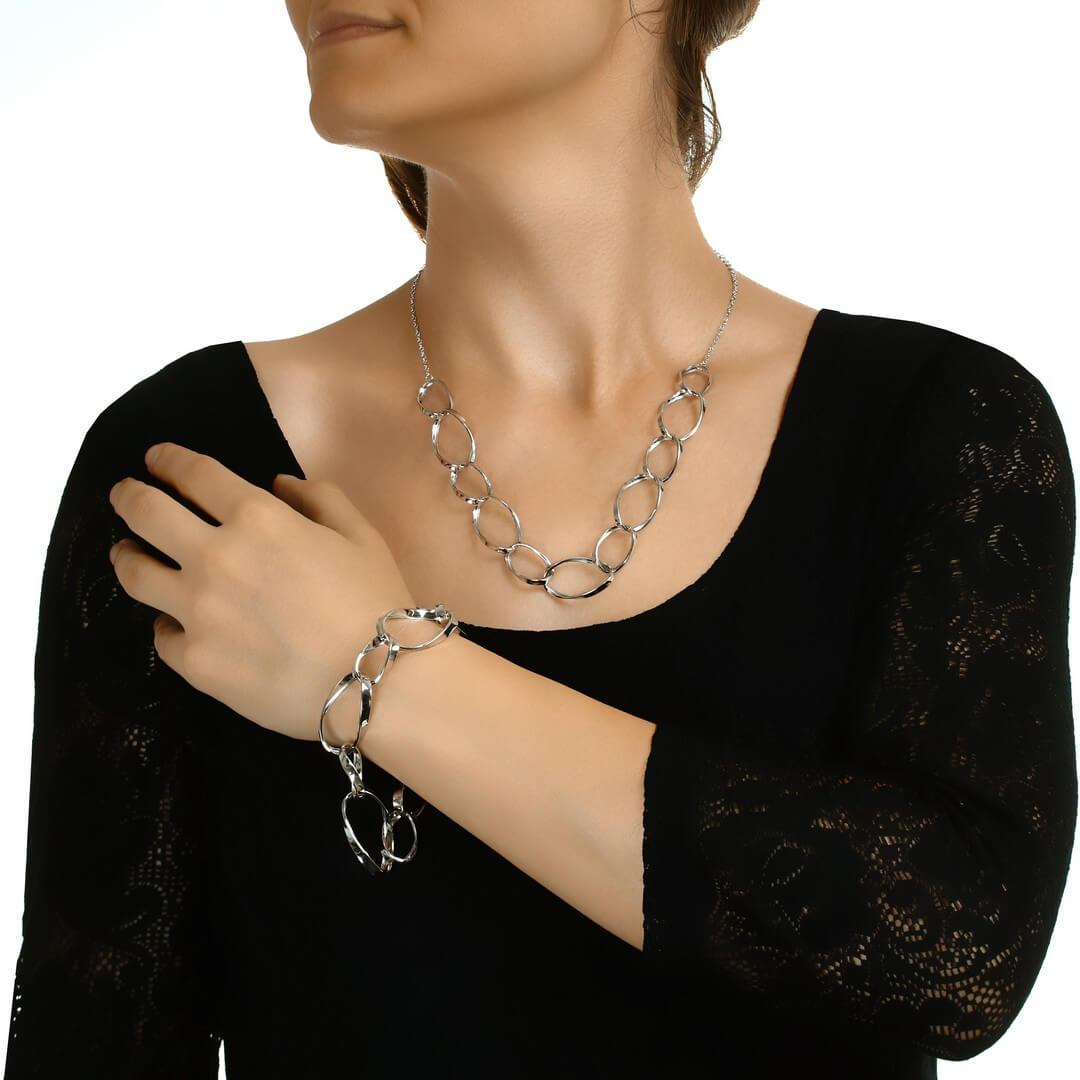Set bijuterii din argint 925 Martina