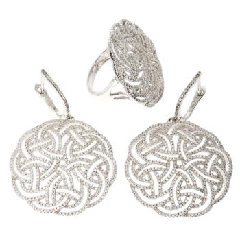 Set bijuterii din argint 925 Giulia II 1