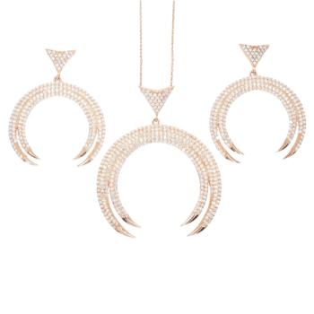 Set bijuterii din argint 925 Ilaria II 10