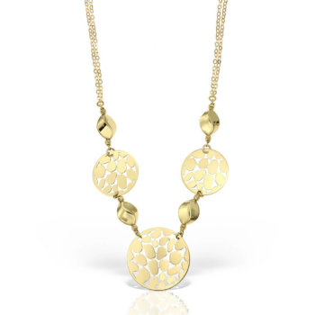 Colier din aur galben de 18K GR5880 30