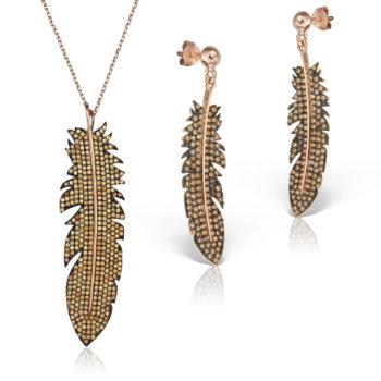 Set bijuterii din argint 925 Elenore II 8