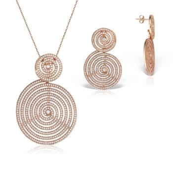 Set bijuterii din argint 925 Gia II 2