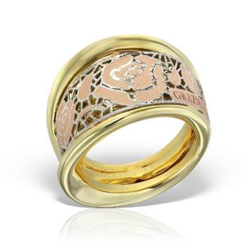 Inel din aur 14K RLXN19 2